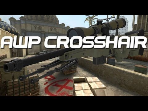 Crosshair for the AWP and Snipers in CS:GO Bug | Counter-strike