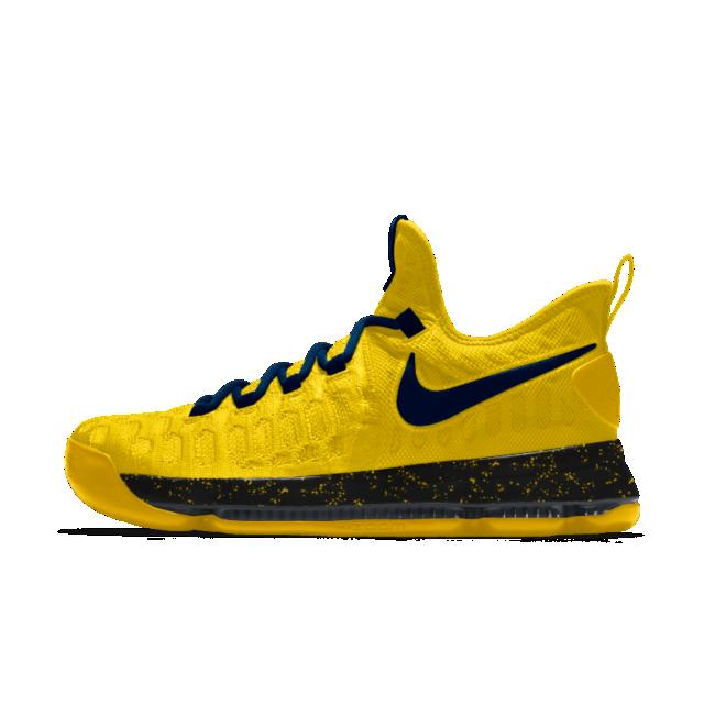 Nike Zoom KD 9 iD Men's Basketball Shoe | Sapatos, Sapatos