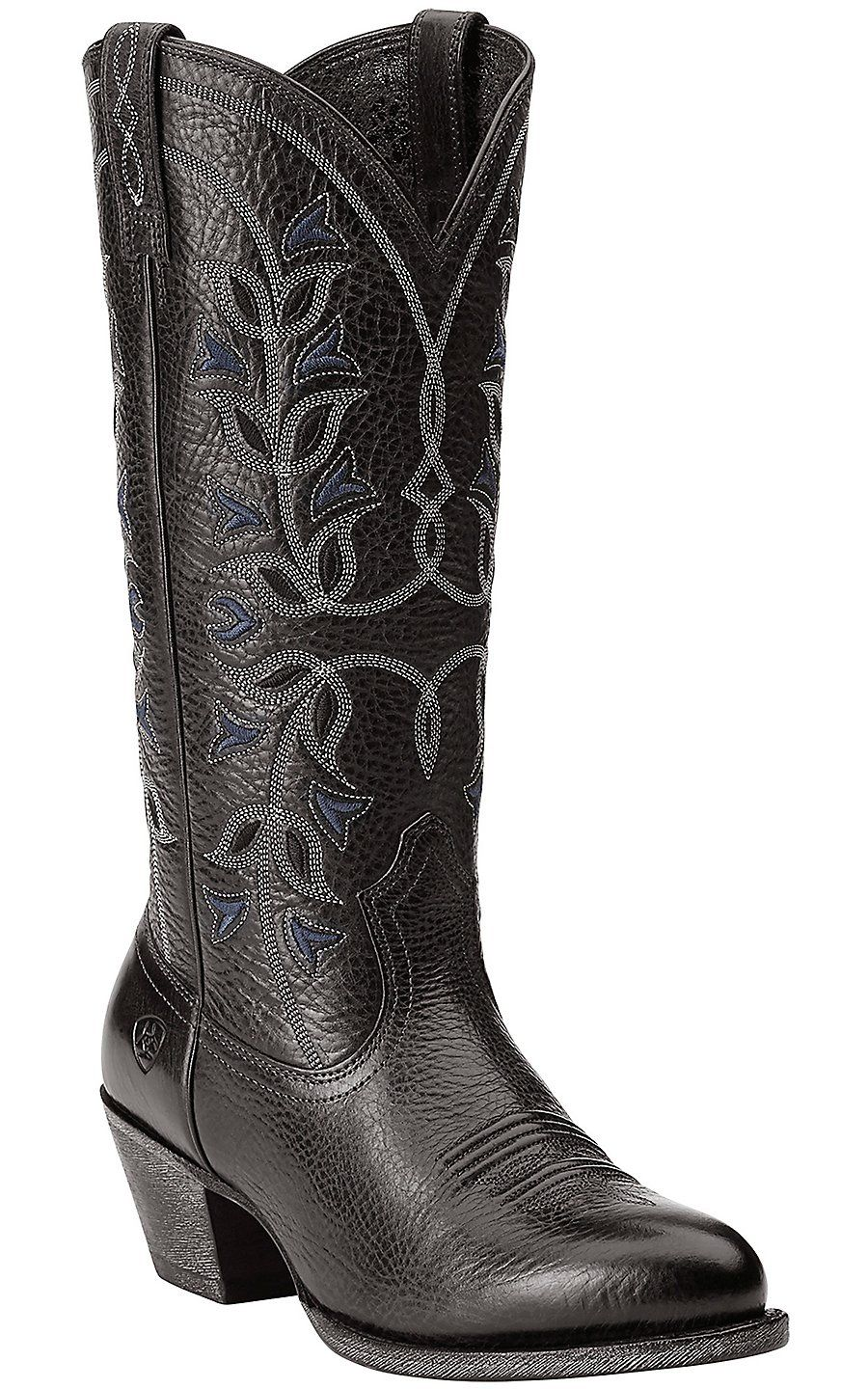 Ariat New West Women's Black Desert Holly Traditional Toe Western ...