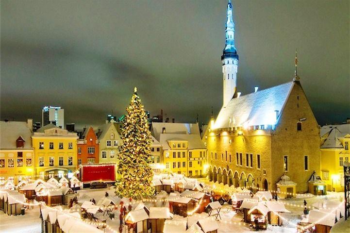 Christmas In Europe Wallpaper.Salzburg Christmas Market Everywhere Is Christmas