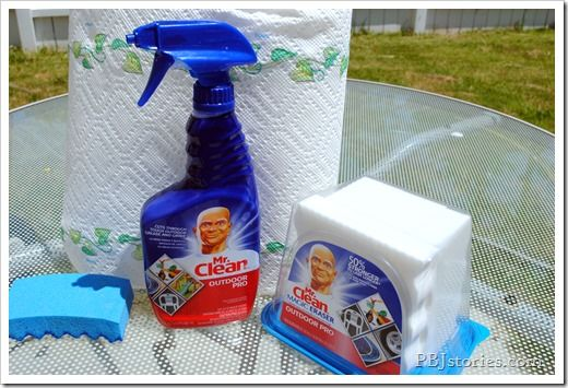 Mr Clean Outdoor Products Cleaning Vinyl Siding Spring Cleaning Cleaning