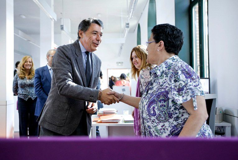 Ignacio González inaugura un centro pionero en España para valorar la discapacidad y dependencia en niños de 0 a 6 años