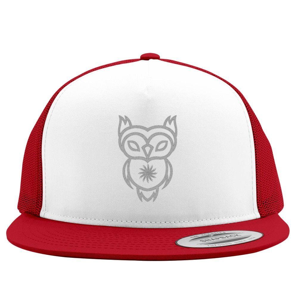 Owl Trucker Hat