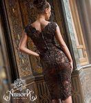 Мобильный LiveInternet Великолепное платье *Магнолия* от Annora ,цвет горький шоколад | НАТАНИЙКА - Дневник НАТАНИЙКА |