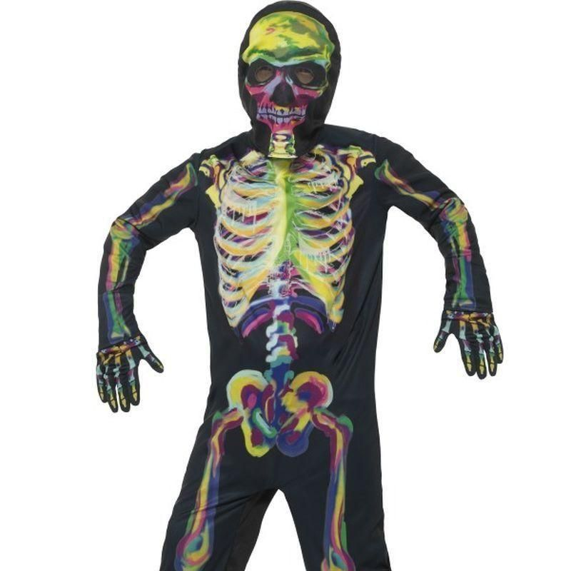 Adult Sexy Skeleton Glow In Dark Costume - $35.31 - The ...