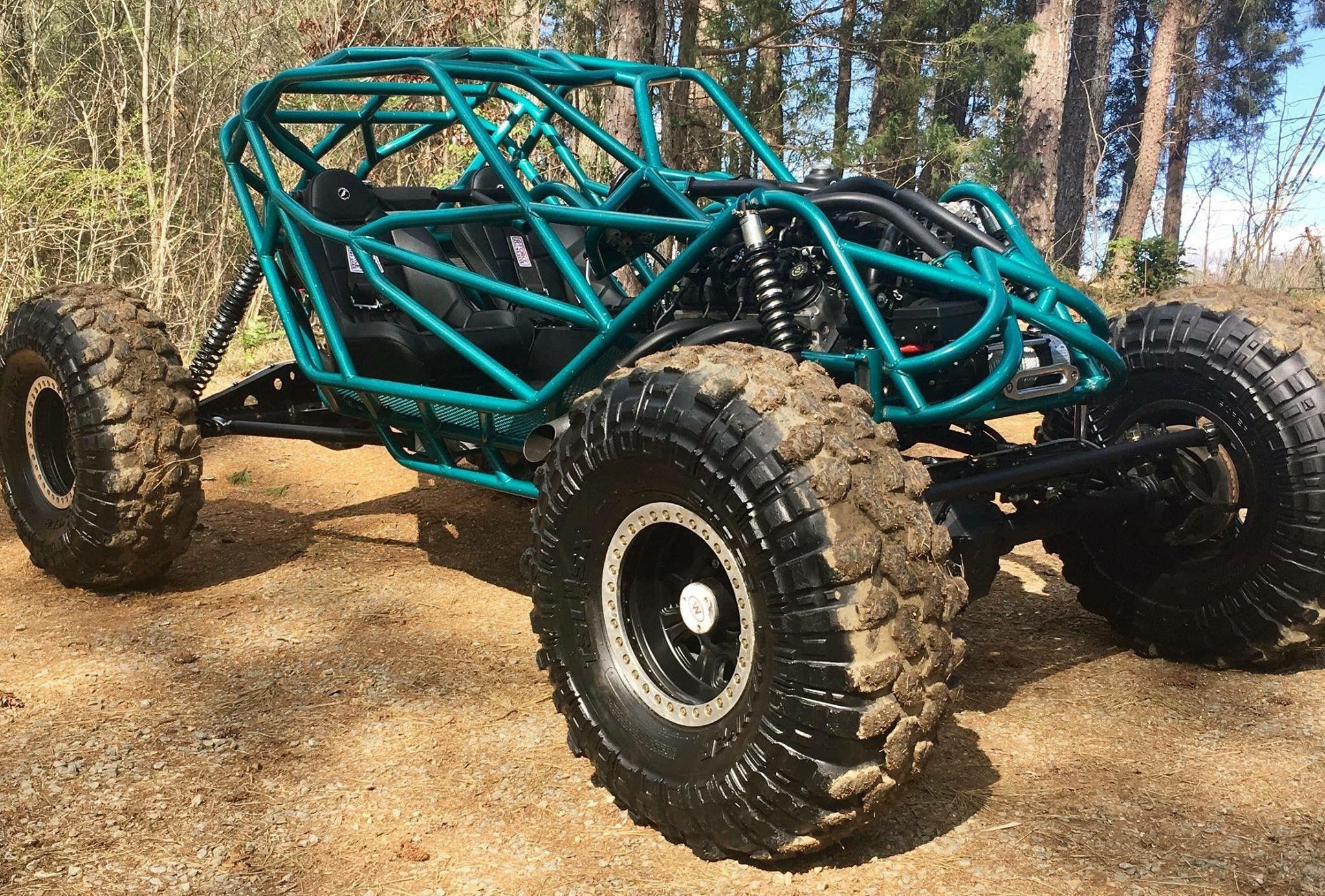 Killer Rock Bouncer Cars Rockcrawling and cool Rides