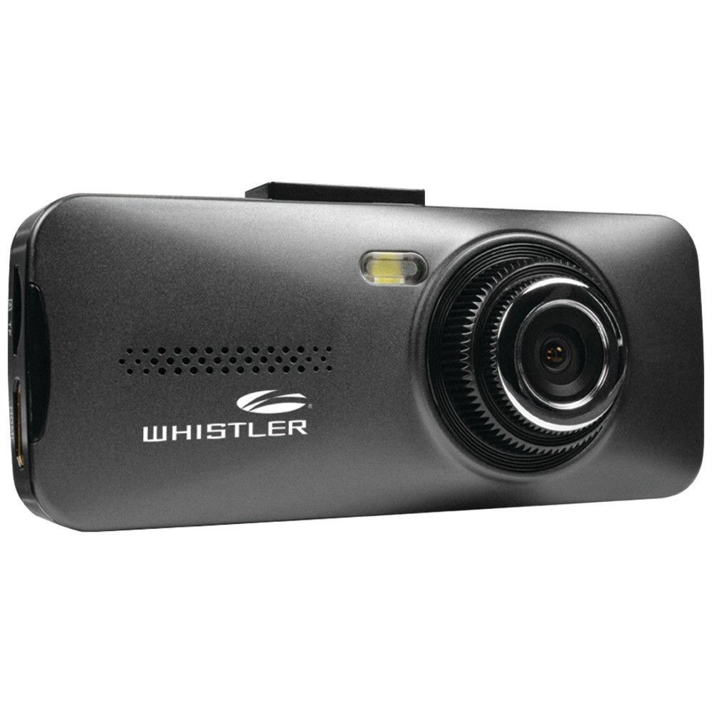 WHISTLER D11VR D11VR 720p HD Automotive DVR with 2.7 Screen