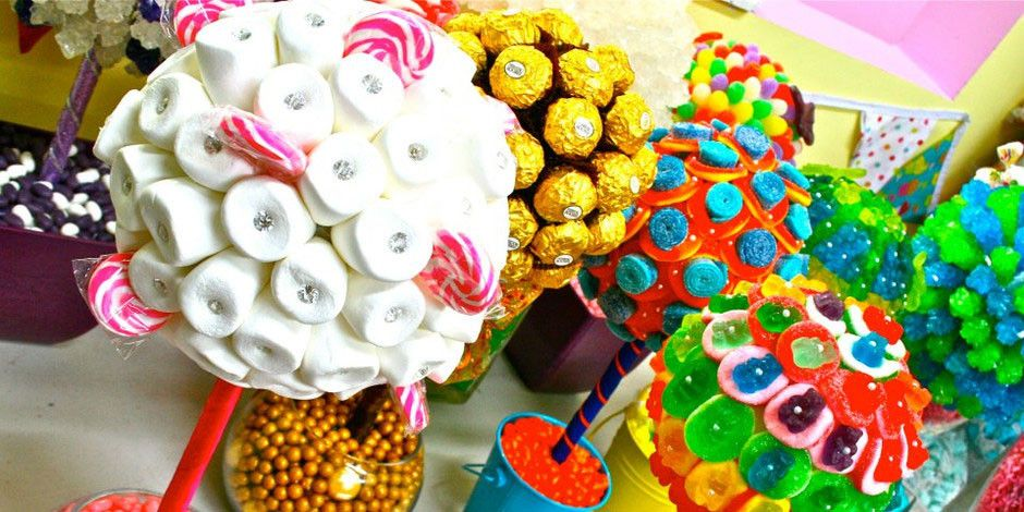 candyland party decorations diy - Google Search