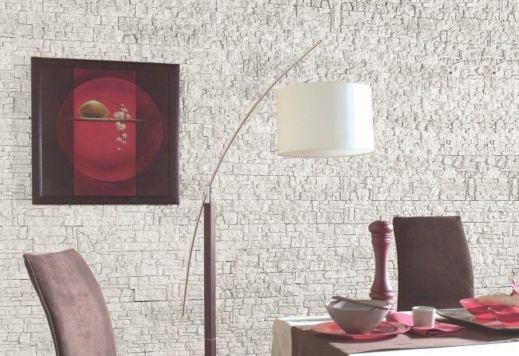 Pietra per rivestimenti interni chamonix blanc pietra - Rivestimenti in pietra per interni prezzi ...