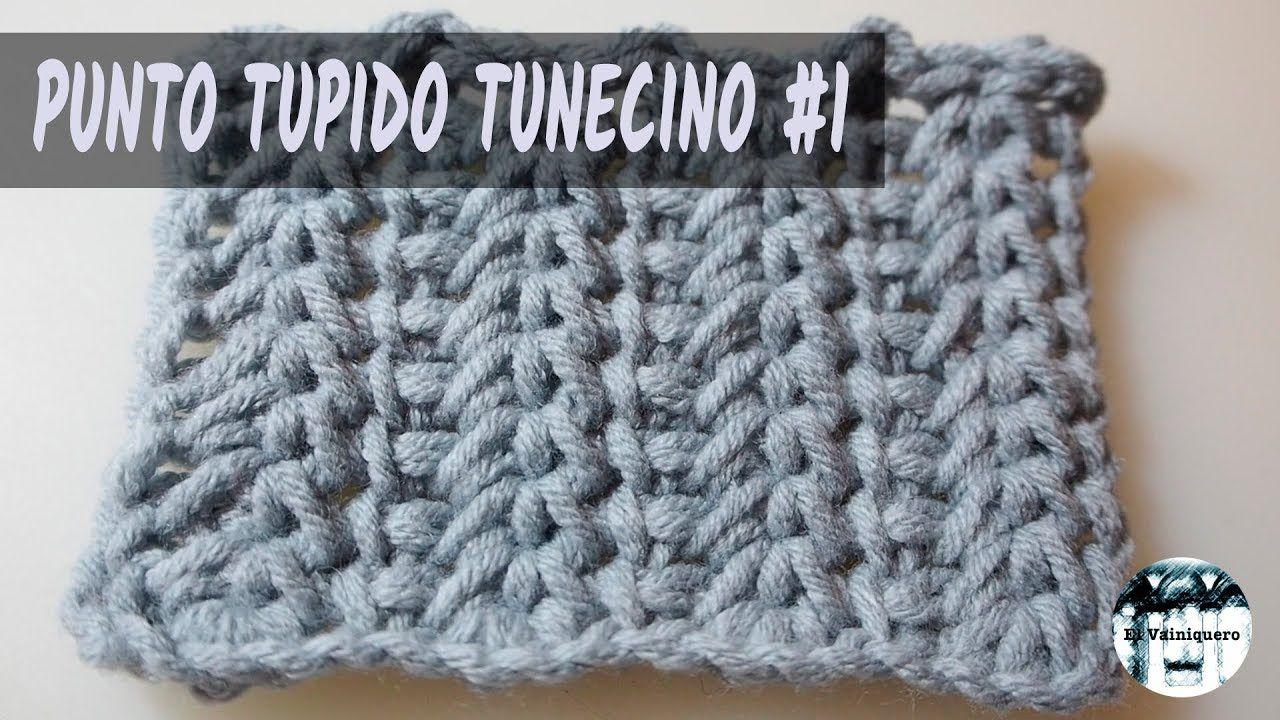 Atractivo Patrones De Ganchillo Tunecino Gratuitas Para ...