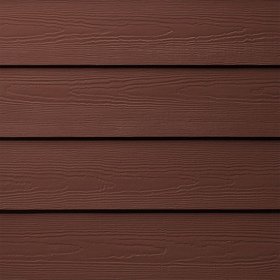 James Hardie 6 25 In X 144 In Colorplus Hz5 Hardieplank Countrylane Red Cedarmill Lap Siding Lowes Com Hardie Plank Fiber Cement Lap Siding James Hardie Siding Colors