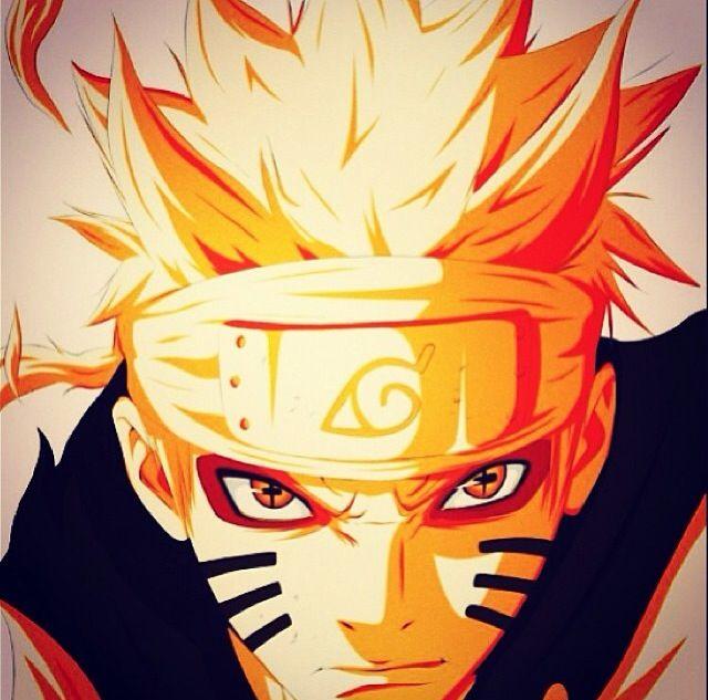 Sage Nine Tailed Fox Mode Naruto Naruto Sage Naruto Uzumaki Naruto