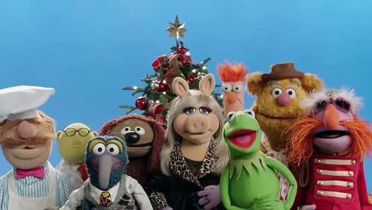 The Muppets Wish You A Merry Christmas Video Dailymotion Muppets Christmas Merry Merry Christmas