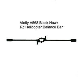 Balance Bar for The Newest Viefly V568 3 Channel Black Hawk with Gryo by ETOYSWORLD. $6.00. easy install. Original balance bar from manufacture. Balance Bar for The Newest Viefly V568 3 Channel Black Hawk with Gryo