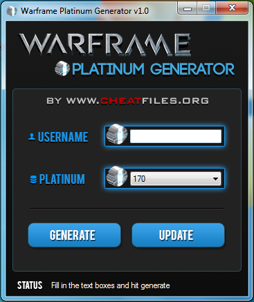 Warframe Platinum Hack Tool Download No Survey Games Hack Tools