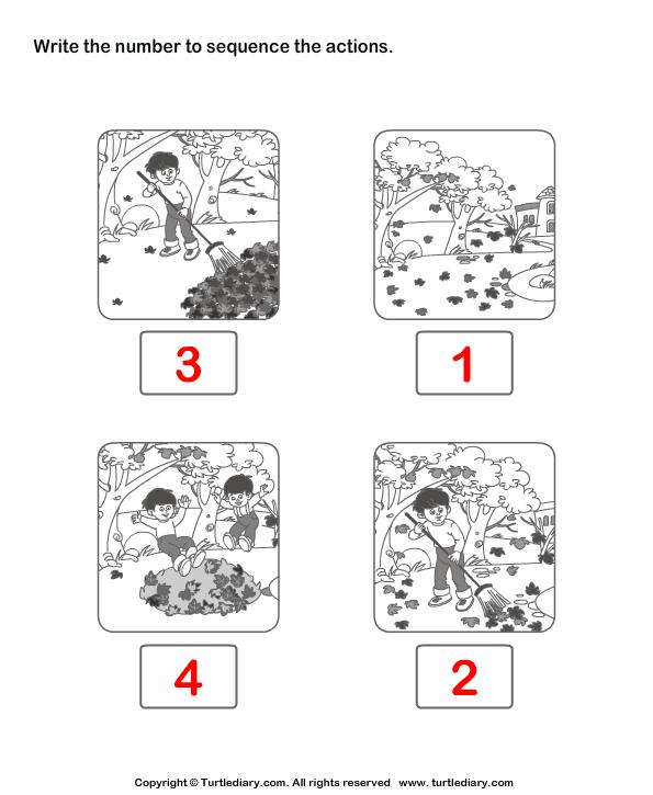 Sequencing worksheets | kindergarten | Pinterest | Bildergeschichten ...
