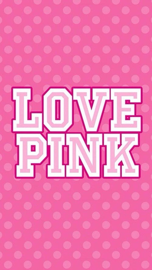 Pink Love And Love Pink Image Love Pink Wallpaper Pink Wallpaper Pink Nation Wallpaper Pink wallpaper for iphone