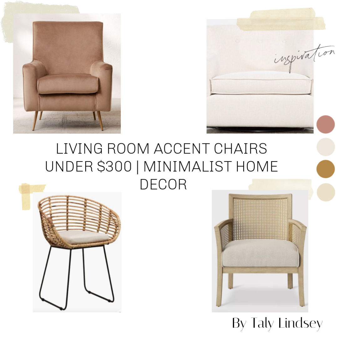 Living Room Accent Chairs Under 300 In 2020 With Images Minimalist Home Accent Chairs For Living Room Minimalist Home Decor
