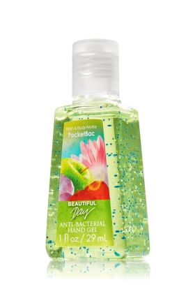 Beautiful Day Pocketbac Sanitizing Hand Gel Anti Bacterial