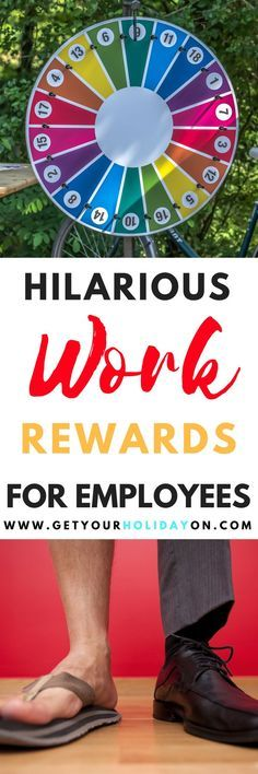 Hilarious Employee Rewards To Boost Employee Morale At Work