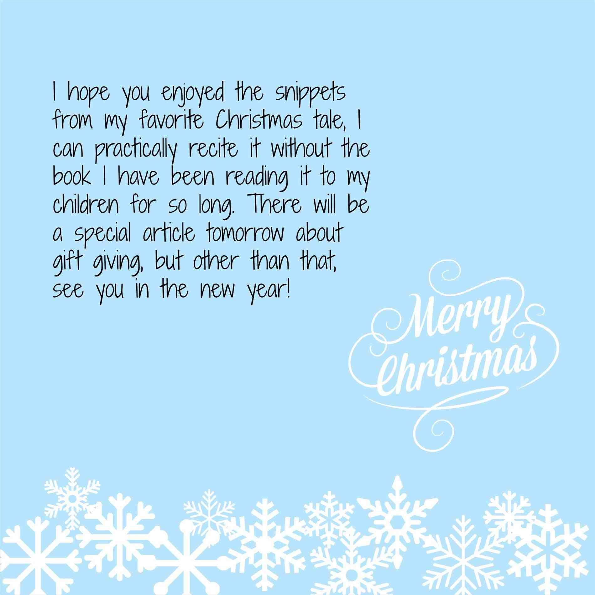 New Post Christmas Messages For My Family Decors Ideas Pinterest