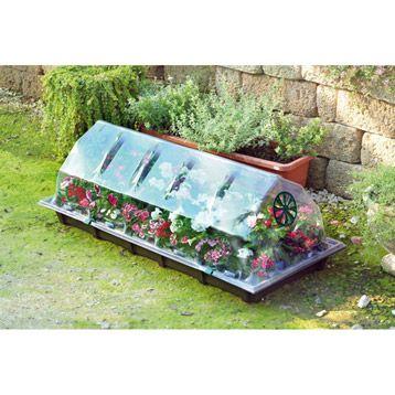 Serre De Jardin Verte Harmony 5 6 M Aluminium Et Polycarbonate Palram En 2020 Jardin Vert Serre Jardin Et Vert