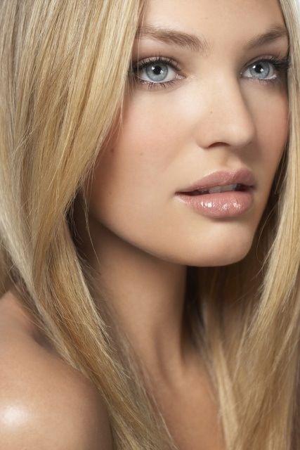 Candice Swanepoel Victoria Secret Angel  Aka real life Barbie  Makeup