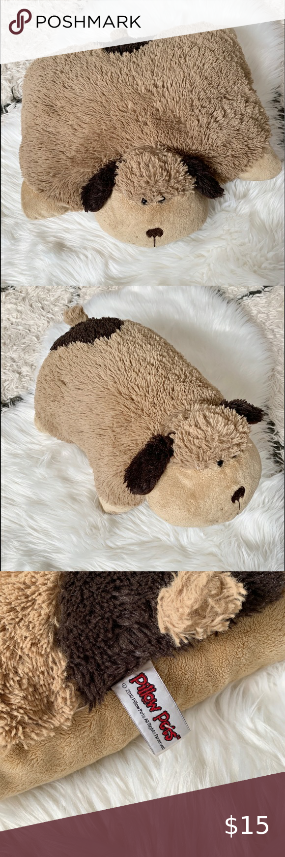 Pillow Pets!! ❤️ Get tons of warm snuggly happiness and cuddle up every day ...