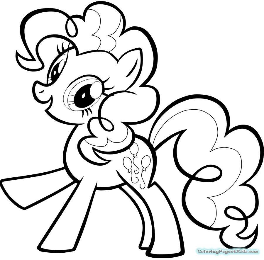 My Little Pony Coloring Pages Pinkie Pie My Little Pony Coloring My Little Pony Drawing My Little Pony Printable
