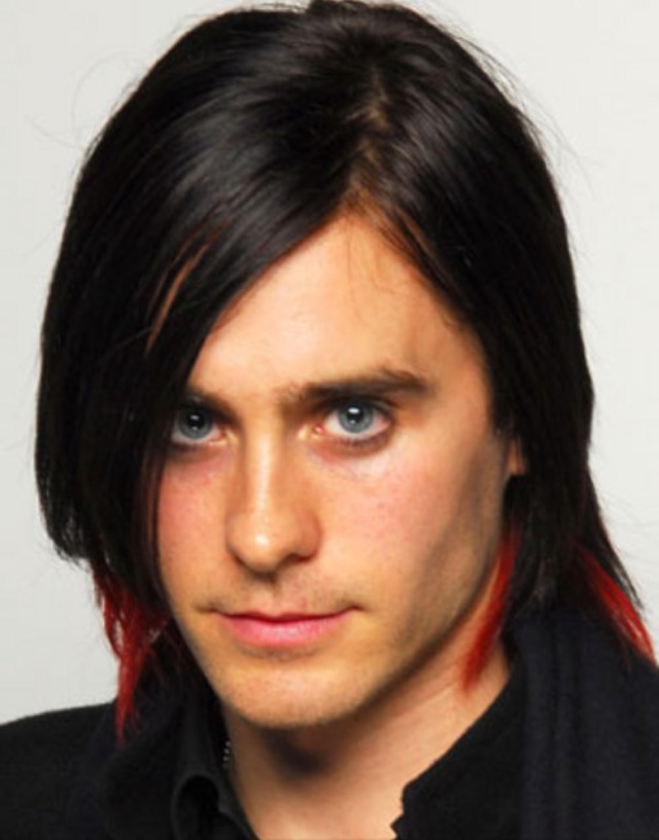 Old Skool Jared Leto Luv This Look Hot No Matter What Jared
