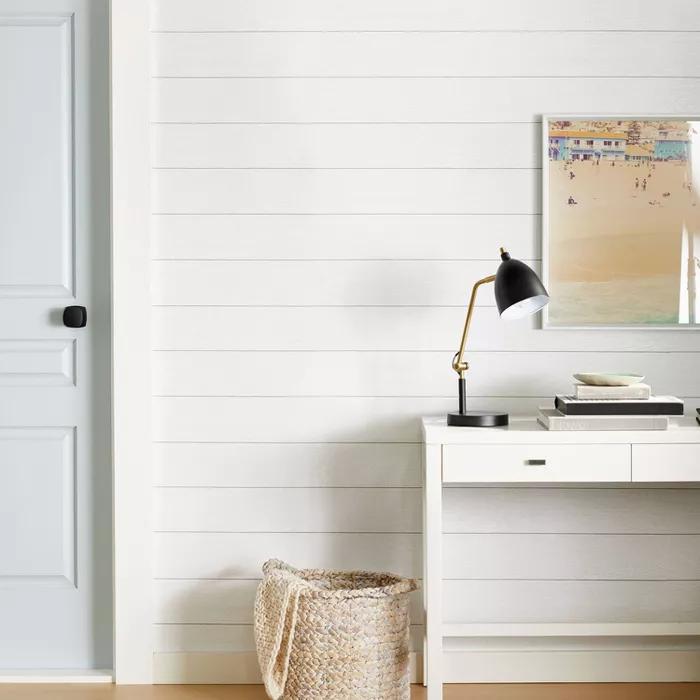 Textured Shiplap Peel Stick Wallpaper White Threshold Peel And Stick Wallpaper Shiplap Accent Wall Peel And Stick Shiplap