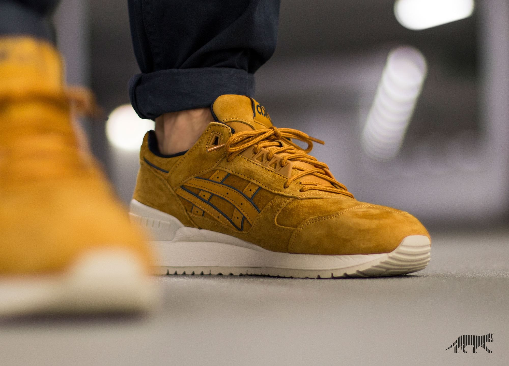 Asics Gel Respector  Tonal Pack  Yellow  15c90db42
