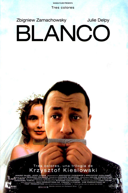 Blanco [1994] Afiche de pelicula, Carteles de películas