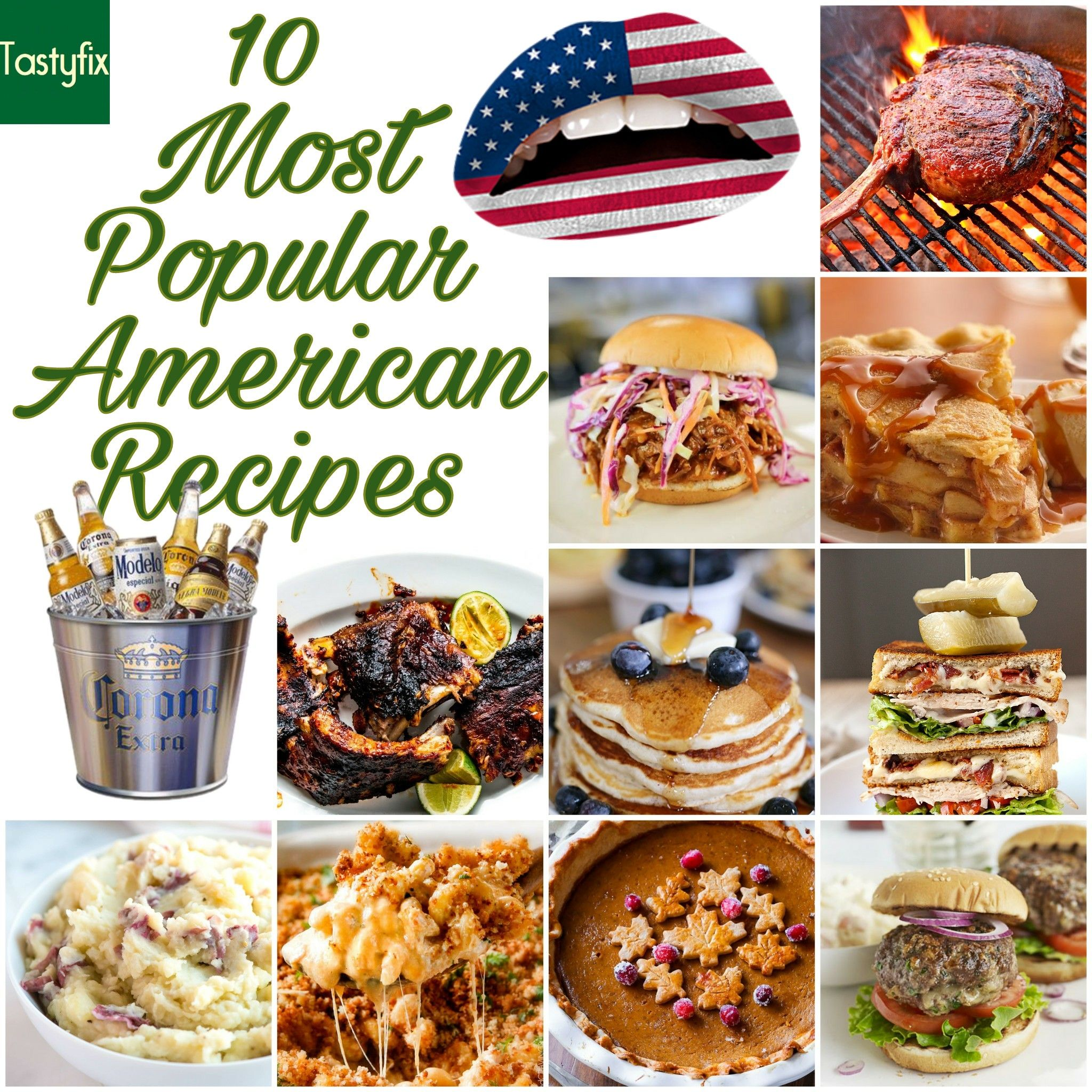 10 most popular american recipes american recipes tasty and recipes 10 most popular american recipes tasty healthy americanfood eatdrinksf delicious yummy forumfinder Image collections