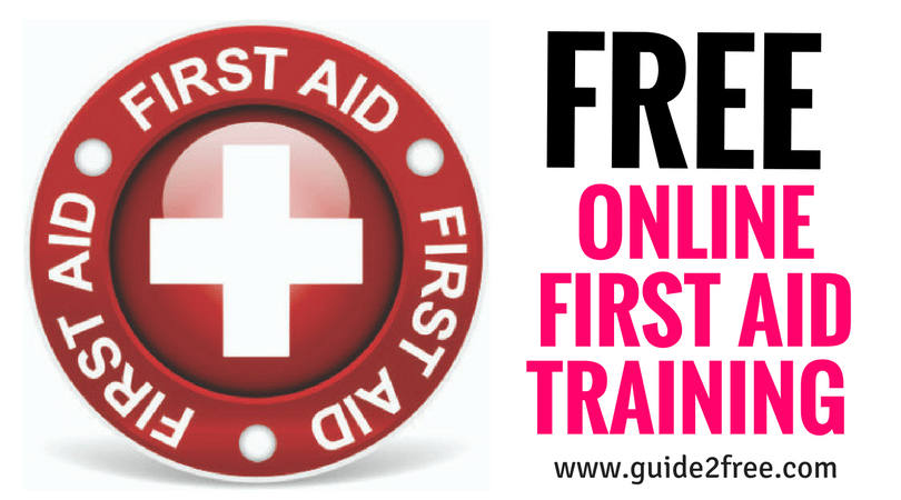 Free Online First Aid Training Courses Guide2free Samples First Aid Course First Aid Online Education