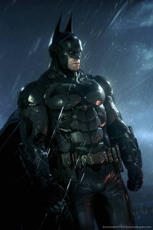 Download Batman Arkham Knight Wallpaper For IPhone 4
