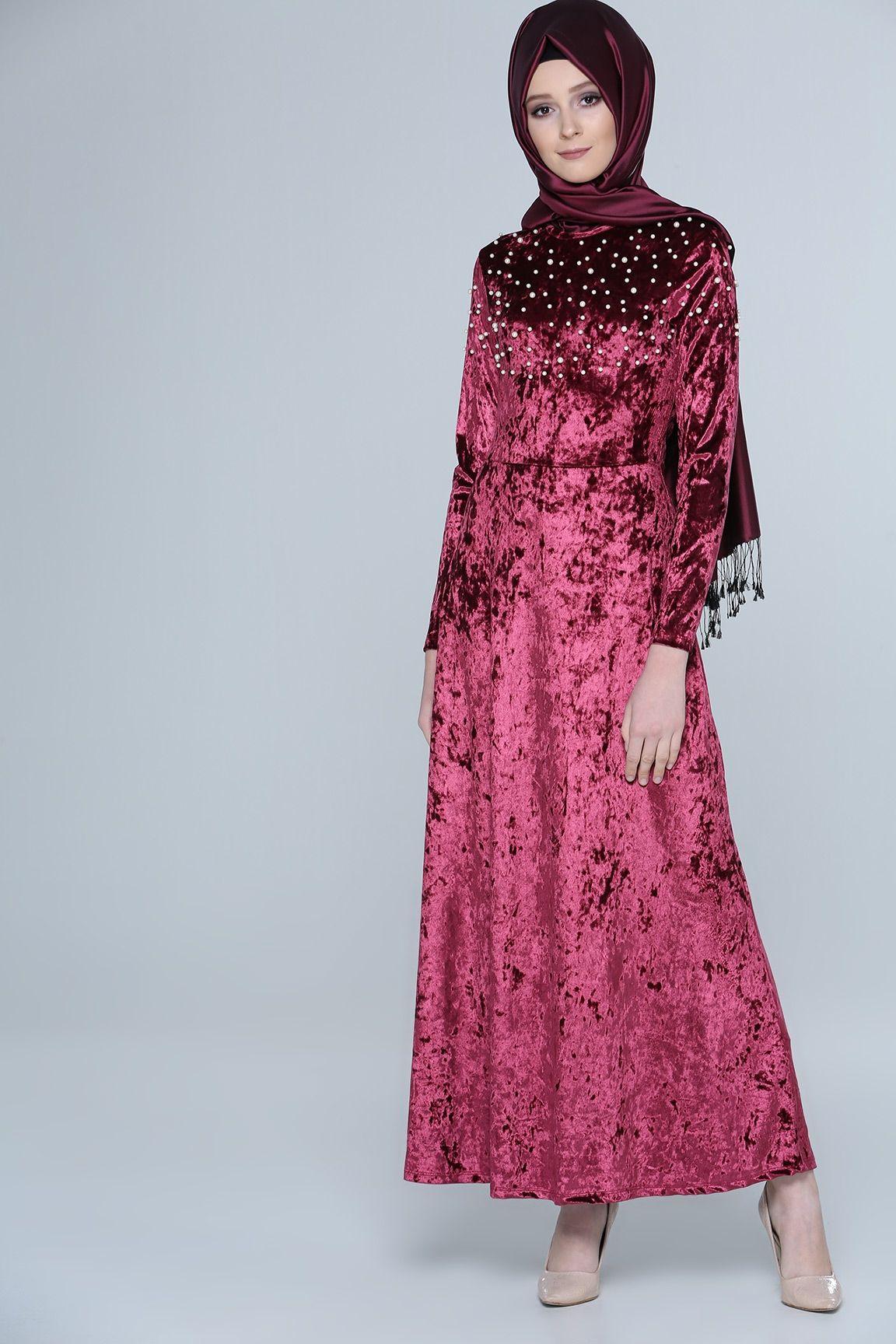 d23c31c582fda Tesettur Elbisesi adlı kullanıcının Tesettür Abiye Elbiseler ...