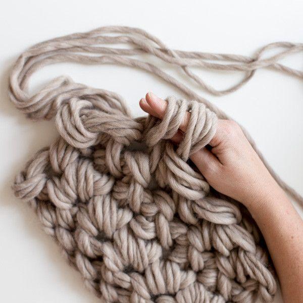 How To Hand Crochet PDF | Tejido