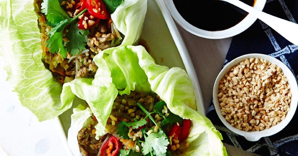 Turkey san choy bow | Recipe | Bow recipe, Recipes ...