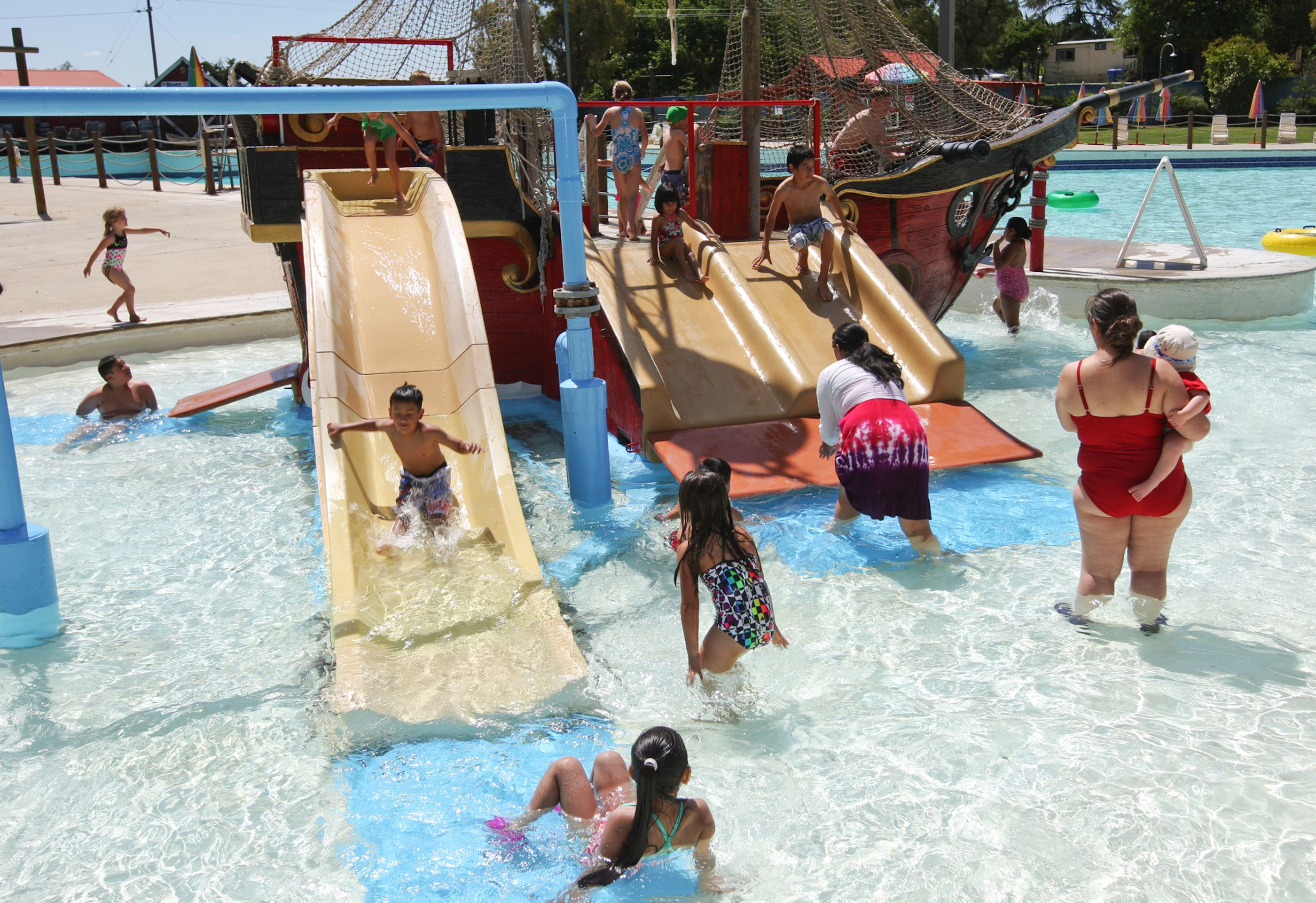 Visit Wild Water Adventure Park In Clovis Ca The Valley S Favorite