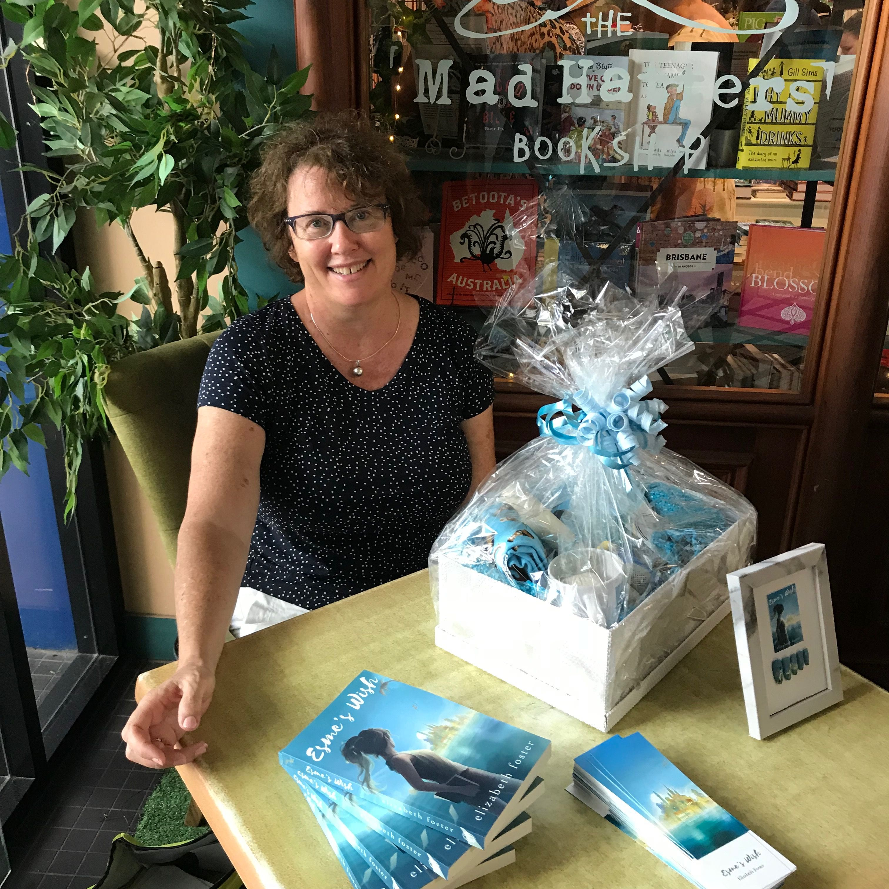 Esme's Wish: Book launch highlights