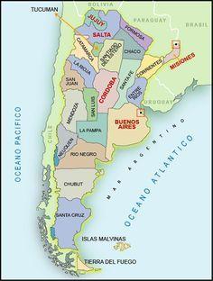 Origen de las palabras Argentina Argentina