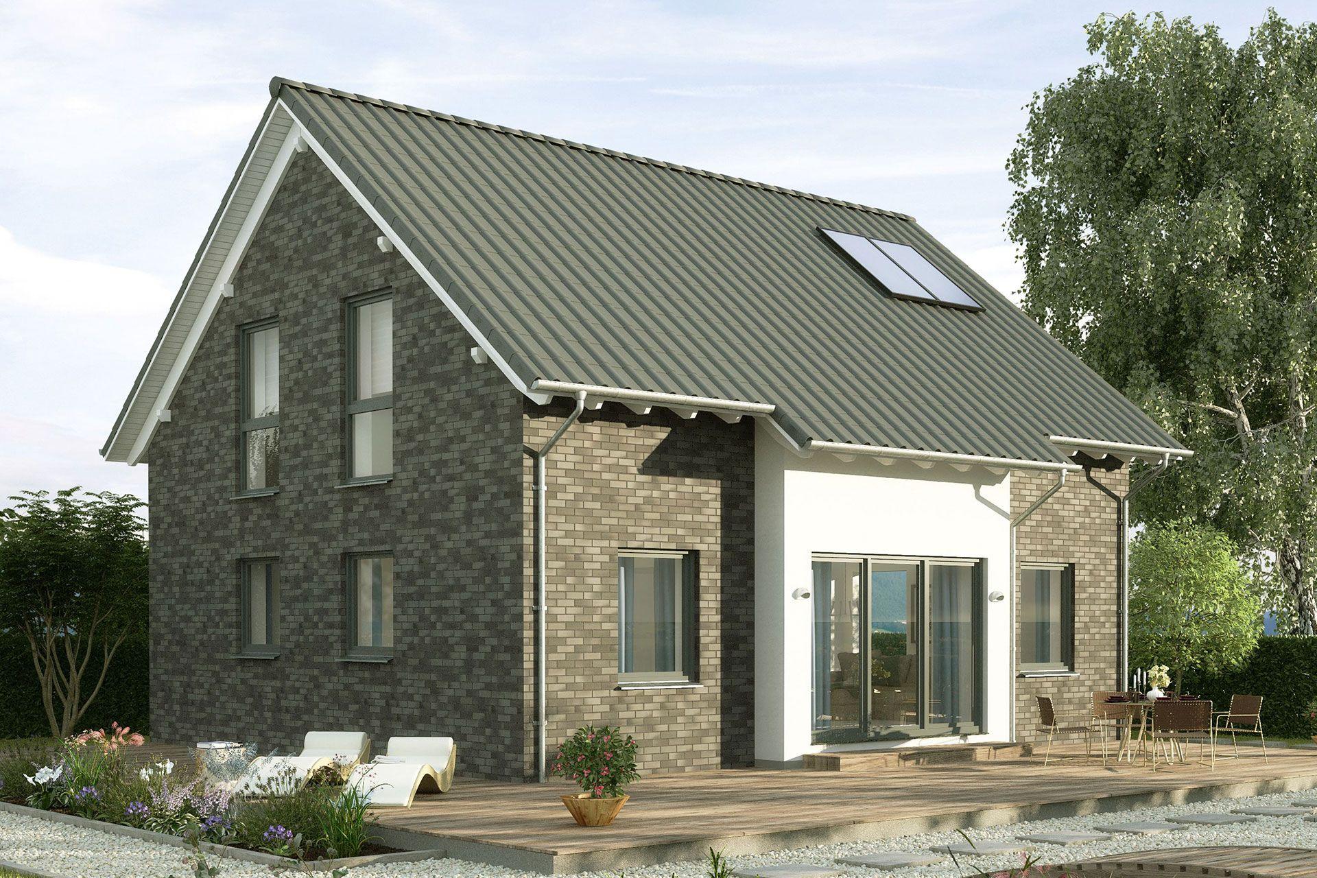 einfamilienhaus wohnen pinterest einfamilienhaus wohnen und h uschen. Black Bedroom Furniture Sets. Home Design Ideas