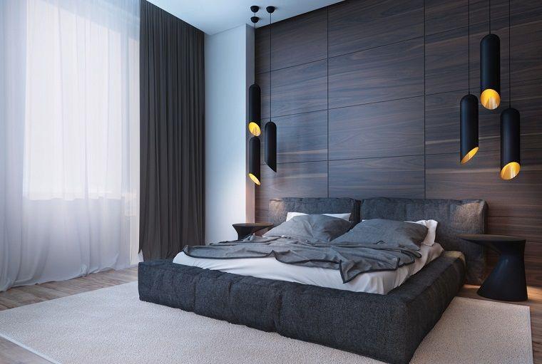 Revestimiento De Paredes 6 Materiales Para La Pared Interior Diseño Dormitorio Principal Diseño De Dormitorio Para Hombres Dormitorios Modernos