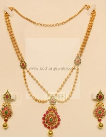 pendant with set gold design yellow tanishq rhombus jewellery product