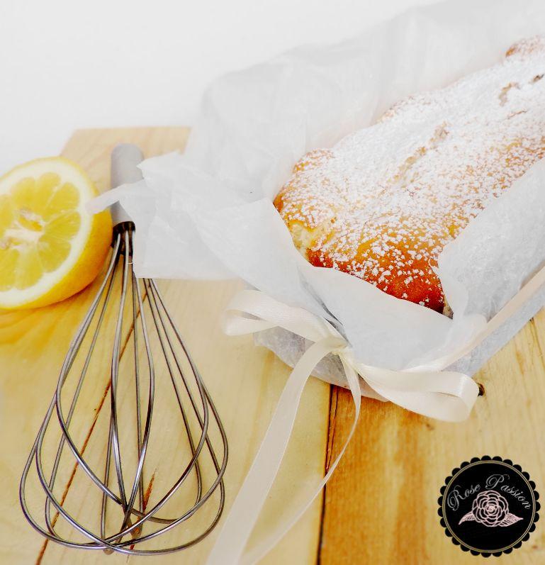 Plumcake al limone – Ricetta con albumi