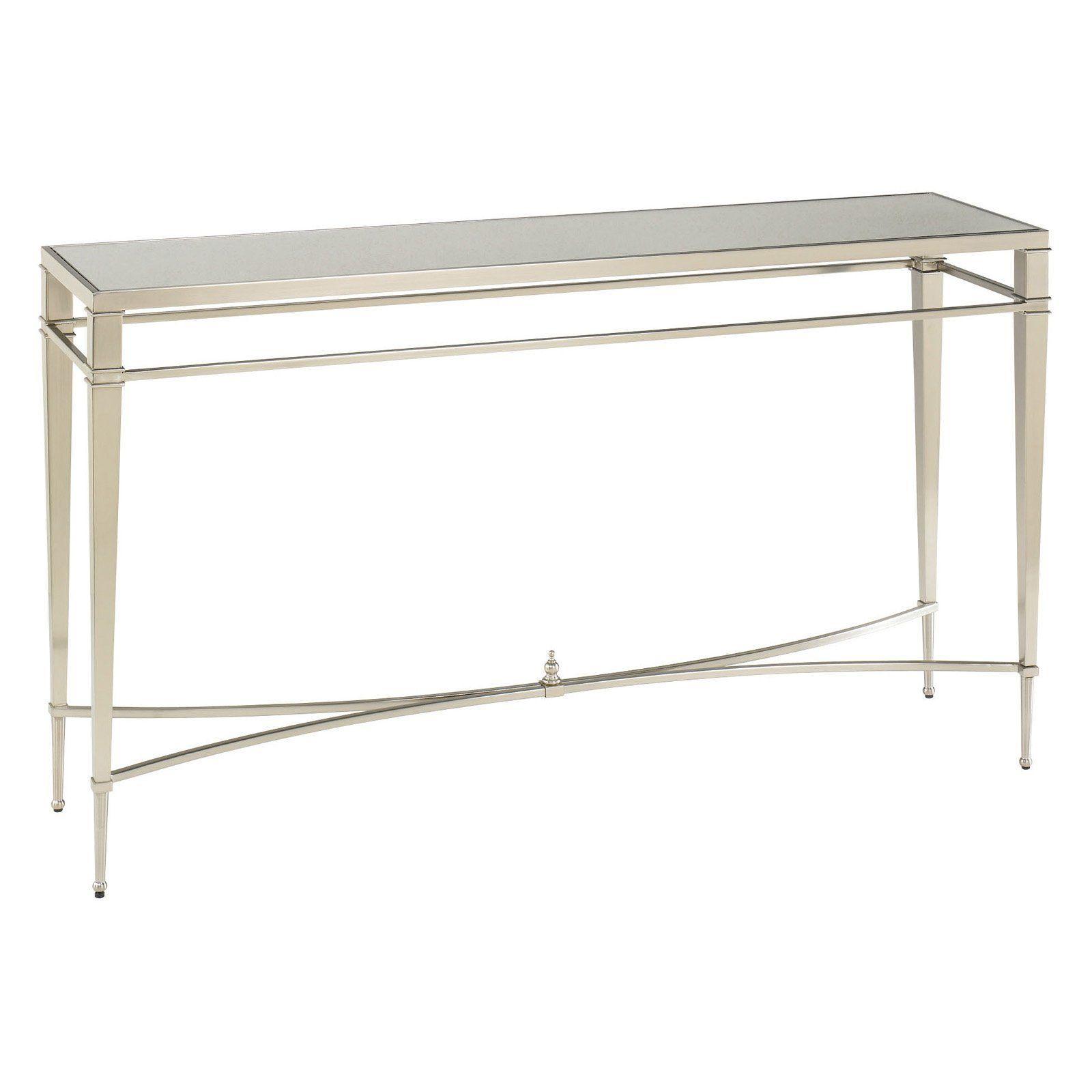 Hammary Mallory Rectangular Console table 173 925