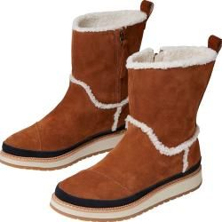 Photo of Toms women's Makenna winter boots (size 37, brown) Toms