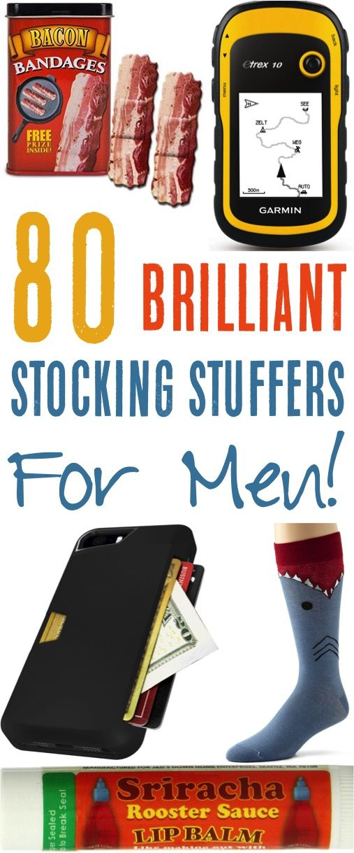 Stocking Stuffers for Men! The most hilarious and unique Christmas