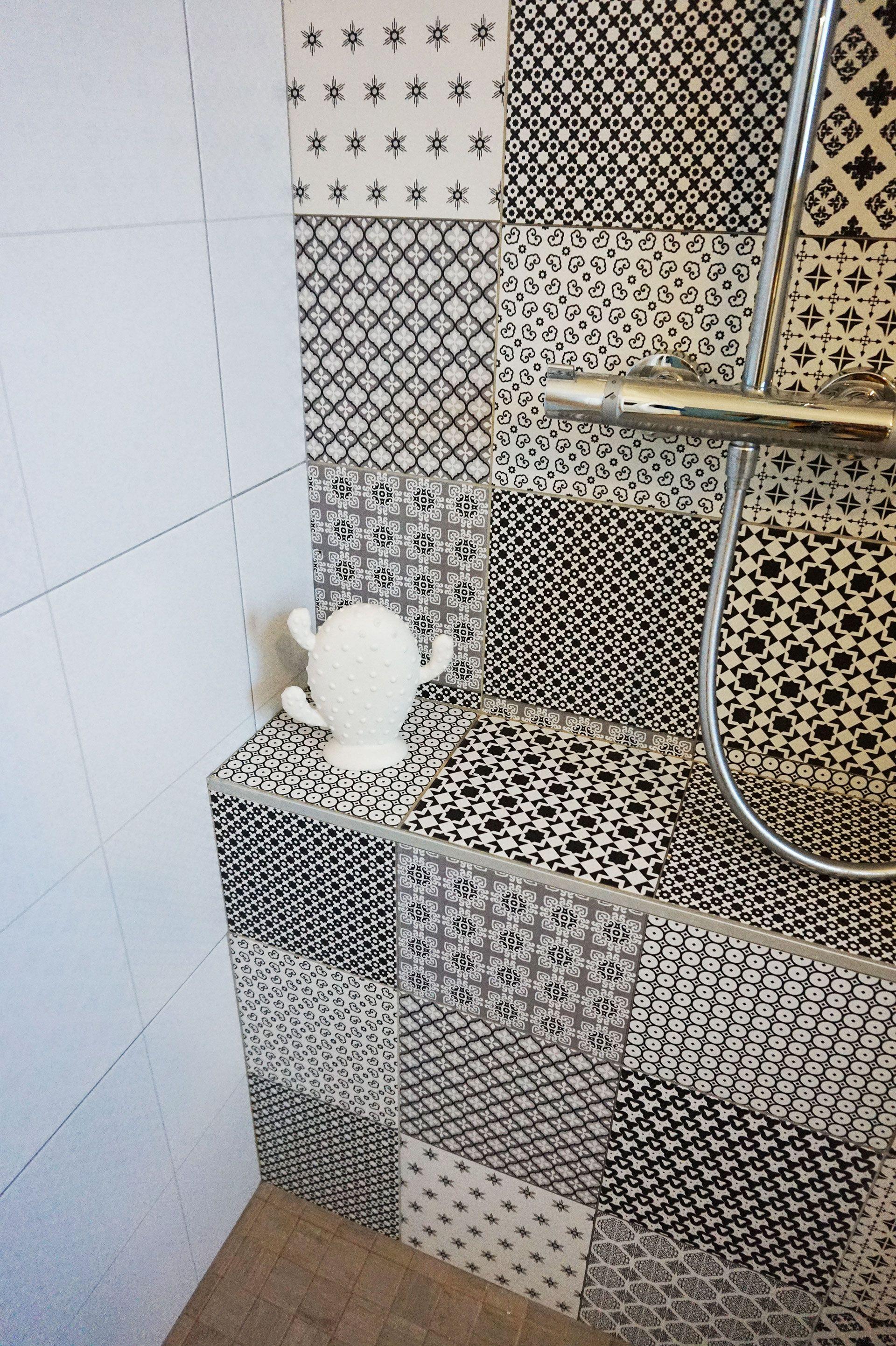 Meuble Salle De Bain Neo Leroy Merlin ~ une salle de bain neo retro transform e par lydie pineau